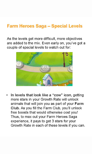 New Guide For Farm Heroes Saga