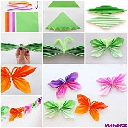 Art And Craft Work With Paper Step By Step Ye Craft Ideas