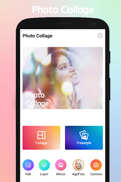 Photo Collage - Photo Editor, Collage Maker
