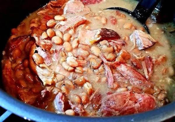 ~ Pinto's & Ham ~ Recipe