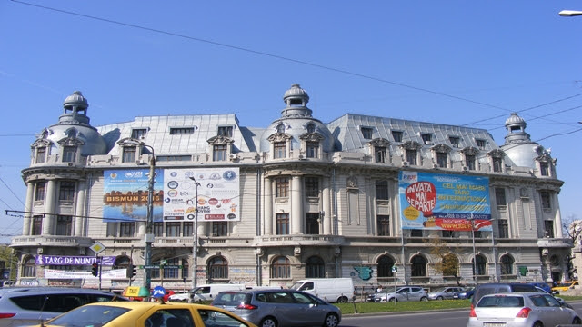 UNIVERSITY SQUARE IN BUCHAREST TRAVEL GUIDE