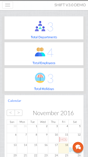 HR, Attendance , Payroll And Reports- screenshot thumbnail