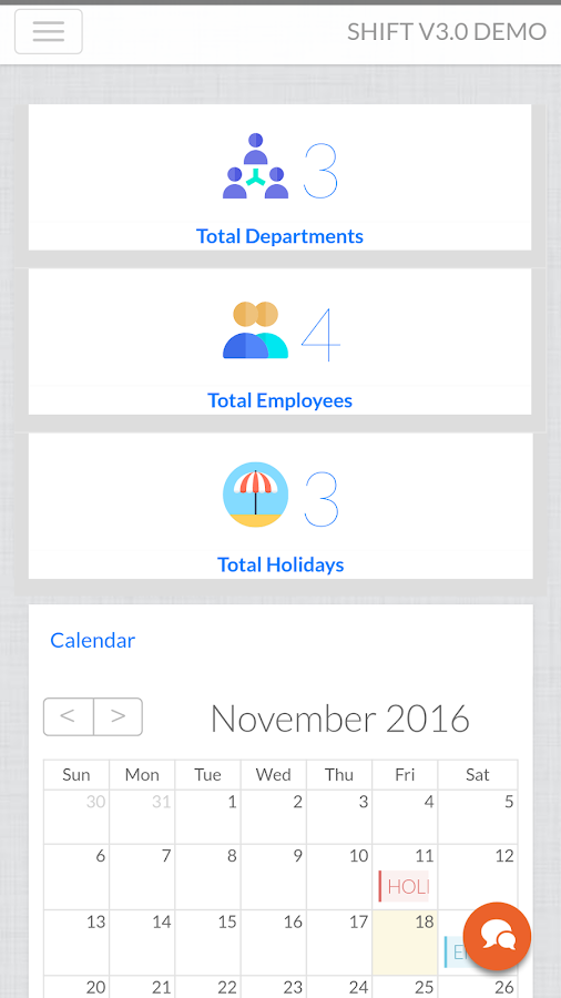 HR, Attendance , Payroll And Reports- screenshot