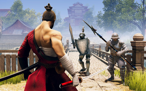 Shadow Ninja Warrior - Samurai Fighting Games 2020 1.3 screenshots 15