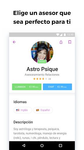 Psíquicos screenshot 3