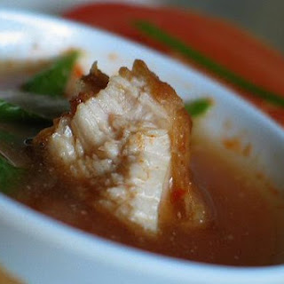 Chicken Flavoured With Fermented Tofu / 腐乳鸡块