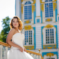 Wedding photographer Sergey Ryabcev (sergo-13). Photo of 12.09.2017