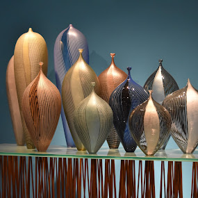 by Tesla Levine - Artistic Objects Glass