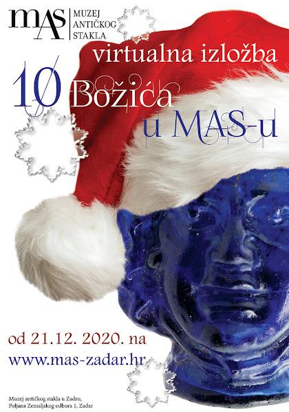 MAS – Virtualna izložba 10 Božića u MAS-u (PRESS)