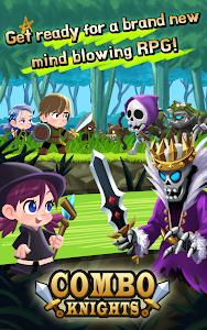Combo Knights Legend v1.0.5 (Mod Money)
