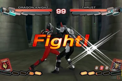 Guide Kamen Rider Dragon Knight - náhled