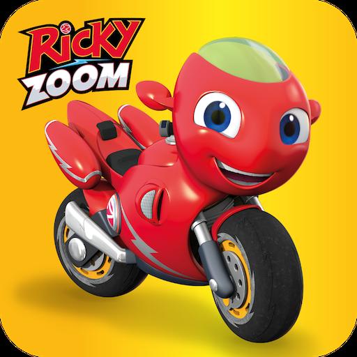 Ricky Zoom™: Witamy w Wheelford