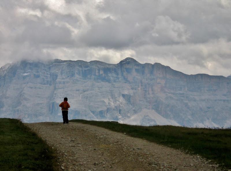 In marcia verso la montagna di Giorgio Lucca