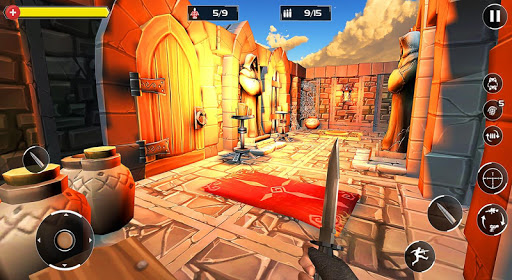 FPS Shooting Gun War - Counter Critical Strike CS screenshots 11