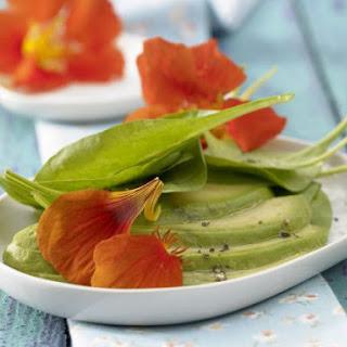 Spinach Salad with Avocado