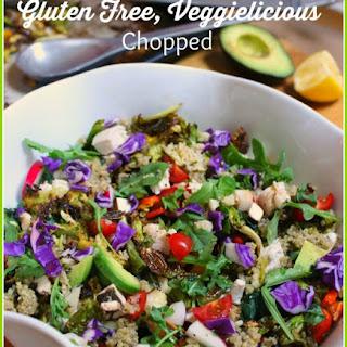 Gluten Free Veggilicious Chopped