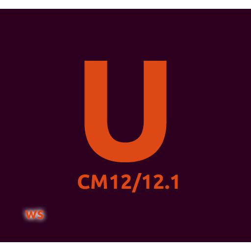 CM12.x/CM13 Ubuntu Dark Theme