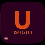 CM12.x/CM13 Ubuntu Dark Theme v4.5