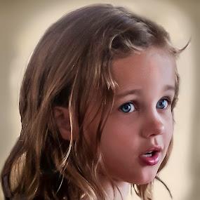 Pretty is as pretty does! by William Underwood  - Babies & Children Children Candids (  )