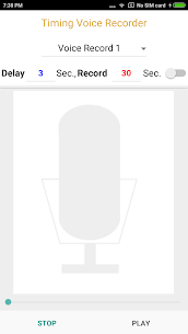 Timing Voice Recorder (Paid) v11.3.0 APK 1