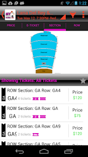 MyTicketDude- screenshot thumbnail