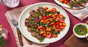Chimichurri Steak Recipe | HelloFresh