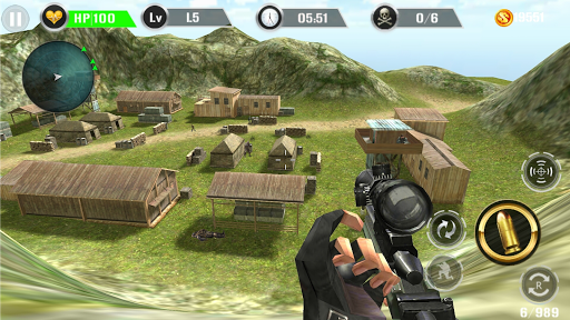 Mountain Sniper Shooting  screenshots 24
