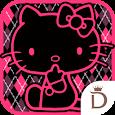 Kawaii Widget Hello Kitty Cool icon