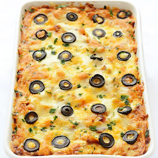 Tortilla Chips Casserole.