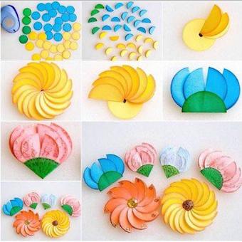 Download top 49 paper flower craft tutorial games apps on gam8 paper flower craft tutorial mightylinksfo