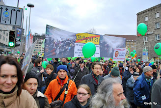 Photo: GegenStuttgart 21