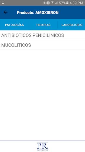 PR Vademecum Mu00e9xico 7.1.1 screenshots 5