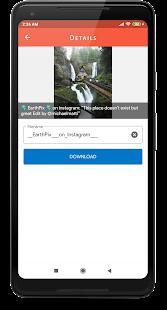 Super Saver - Download & Repost Photos & Videos  apk screenshot 2