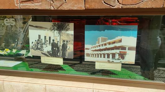 I Exposición fotográfica 'Aguadulce con historia'