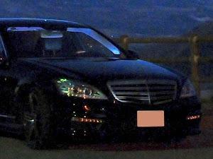Sクラス W221 AMGスポーツエディション モカブラックのカスタム事例画像 たちせ Club Zeroさんの2019年03月18日20:10の投稿
