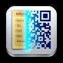 ELECOM QR Code Reader (FREE) icon