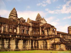 Photo: #021-Angkor Vat. Site classé au Patrimoine mondial de l'Unesco.