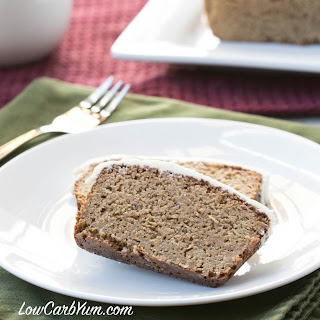 Gingerbread Bread Loaf – Gluten Free Recipe