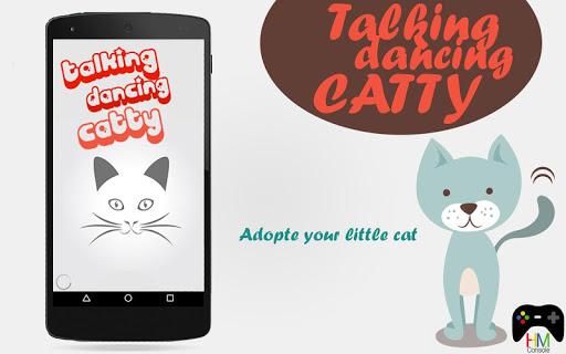 Talking Dancing Catty