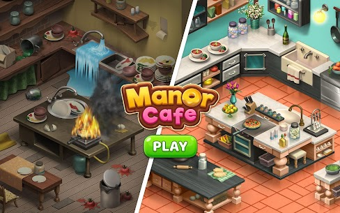 Manor Cafe Mod Apk 1.100.12 (Unlimited Money/Coins + Mod Menu) 8