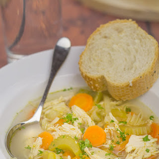 Simple Chicken Vegetable Soup Recipes