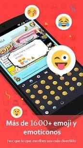 Teclado GO – Free emoticons, Emoji keyboard 1