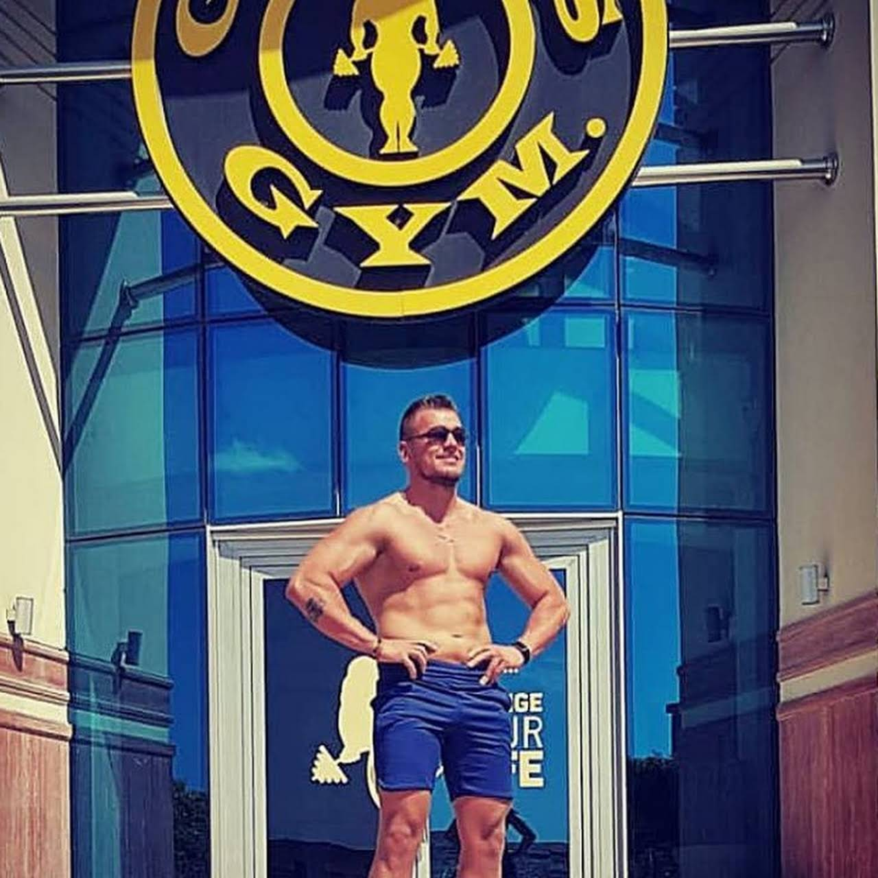 Gold's Gym - Hurghada - Your Fitness Destination