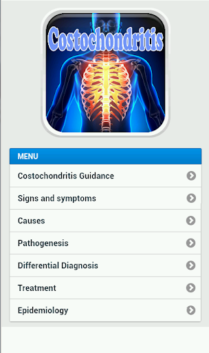 Costochondritis Guidance