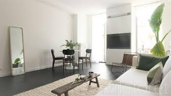 Appartement 4 pièces 95,55 m2