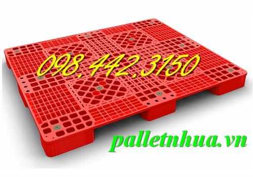 Pallet kê hàng cao 78mm