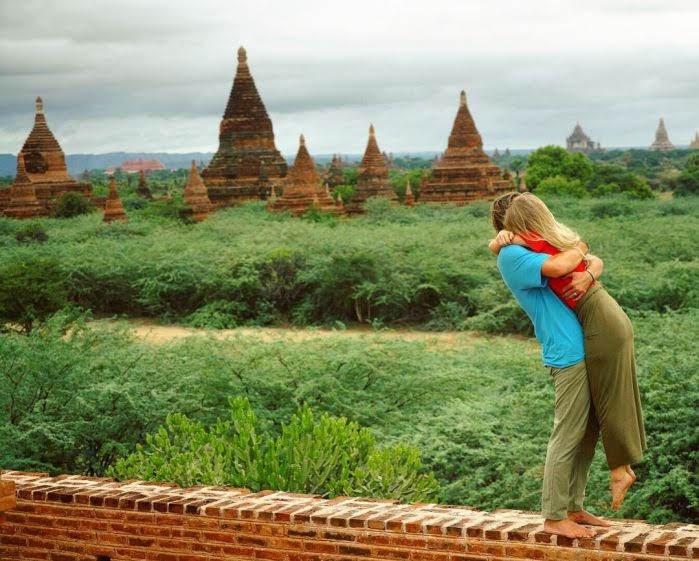 Chùa Shwesandaw và chùa cổ Bawbawgyi