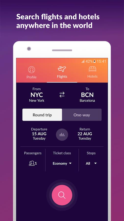 Cheap Flights & Hotels momondo - Android Apps on Google Play