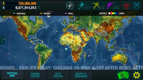 Screenshot 2 War of the Zombie 1.3.77 APK+DATA MOD