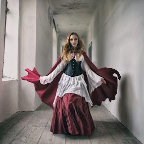 Neira by Bohdan Šimeček - People Portraits of Women